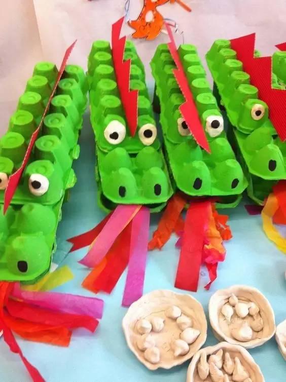 幼儿园端午节手工制作 环境创设