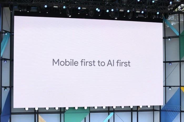AI向左生态向右,谷歌I/O大会第十年突破了什么?  人工智能 第2张