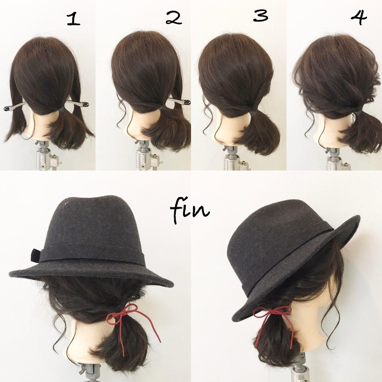 短发女生照样可以做百变编发!教程在这儿