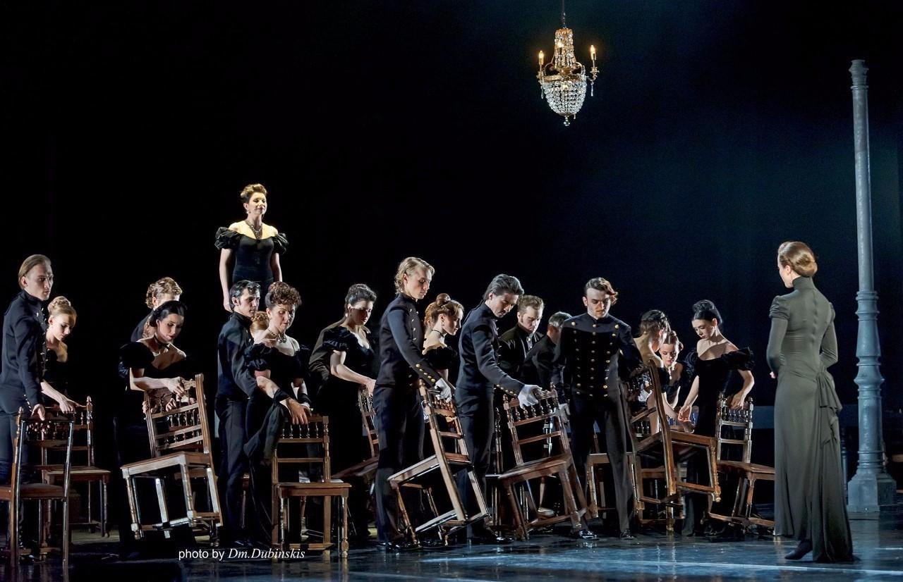 """火遍欧洲芭蕾圈的""""缪斯女神""""亚洲首秀就在这里"""
