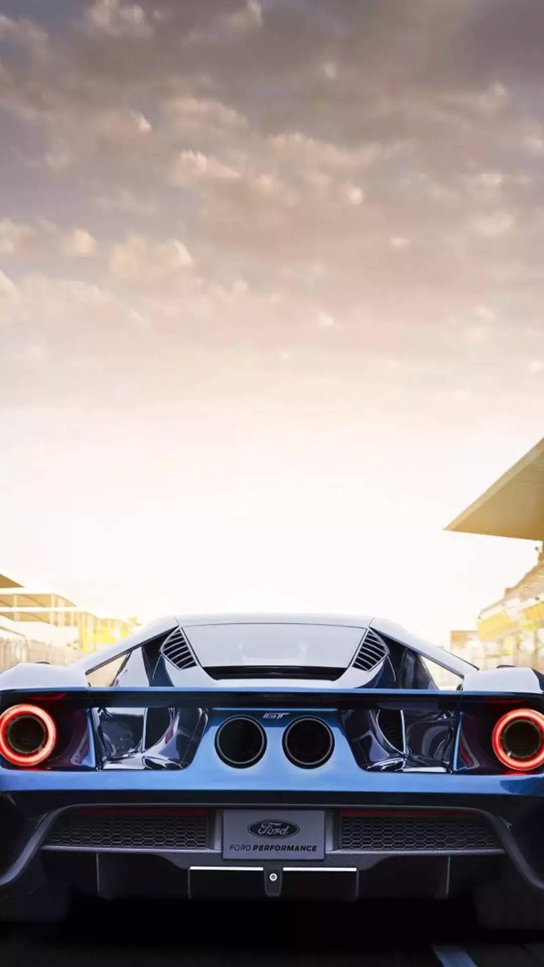 十大最美汽车壁纸