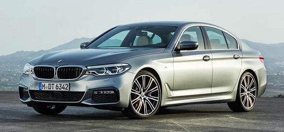 腹背受敌,全新BMW5系Li如何冲出重围