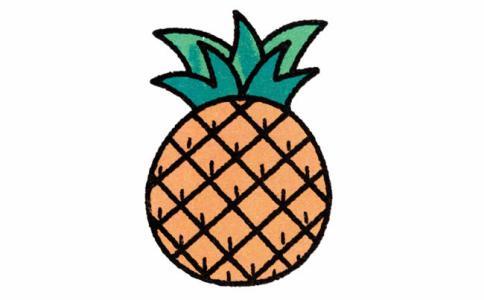 夏季吃菠萝的好处你知道吗