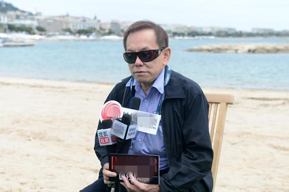 《捉妖记2》老板江志强:从来没打算过换掉白百何
