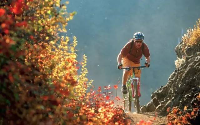 山地车的爬陡坡小技巧,无视爬坡现在开始!