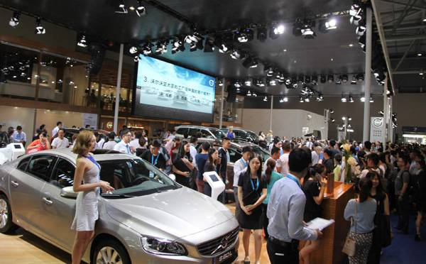 重庆本地汽车品牌全面发力重庆车展