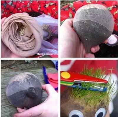 婴儿螺旋帽编织图解
