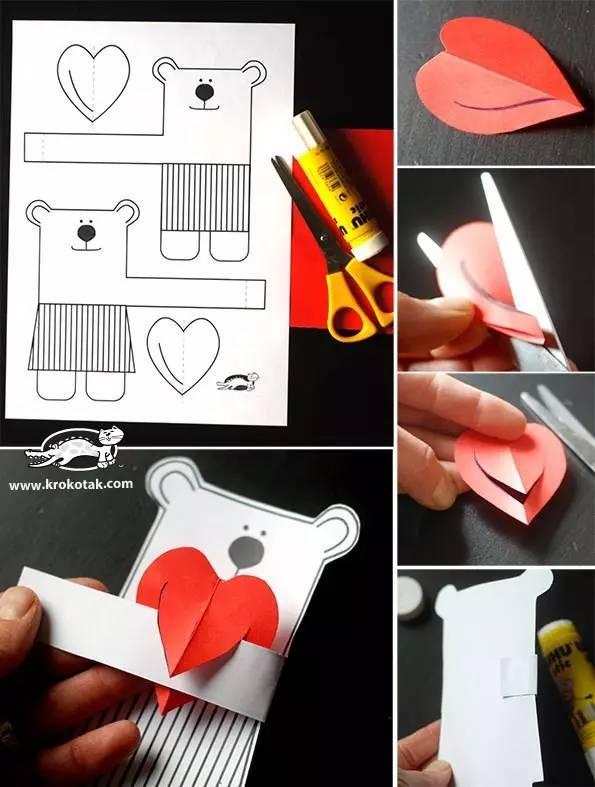 520创意手工制作教程,做一份送给(ta)吧! 一,卡纸太阳