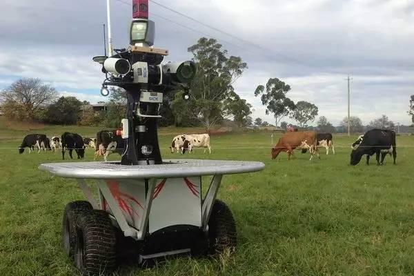 农场机器人