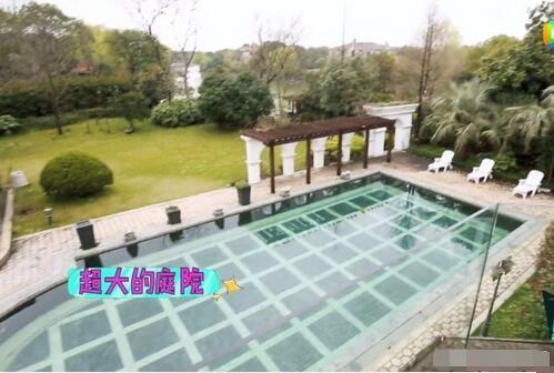 沈梦辰上海豪宅面积方圆两里 网友称杜海涛掏钱
