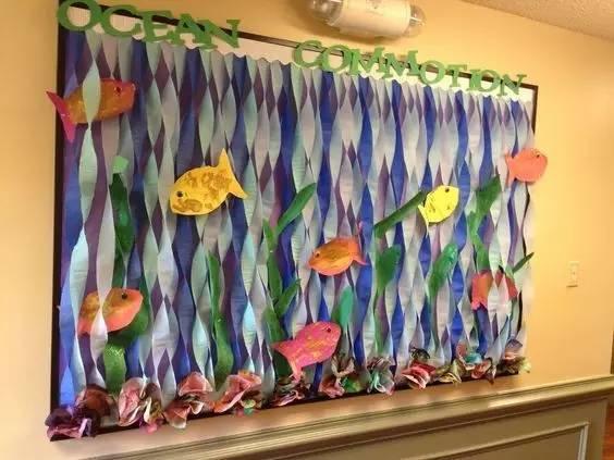 幼儿园教室环创图片图片展示_幼儿园教室环创图片相关图片下载