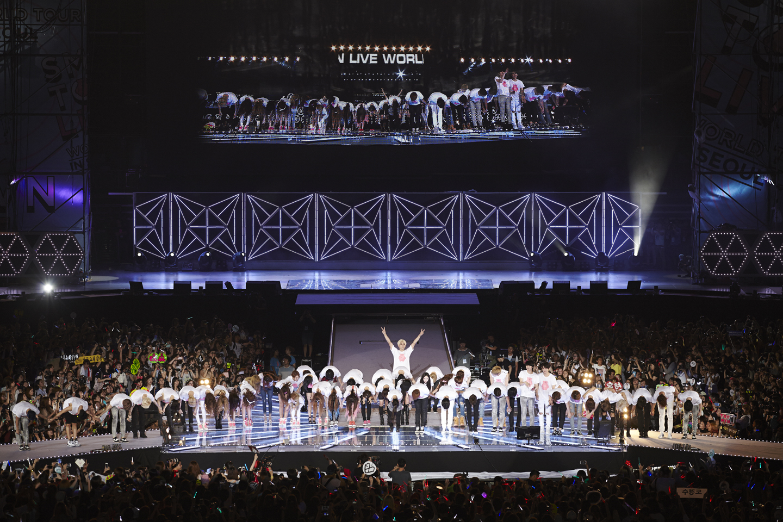 SMTOWN LIVE举办第六次全球巡演 7月8日首尔开唱