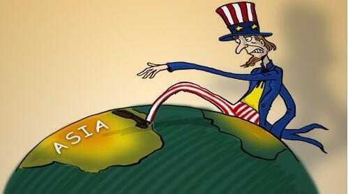"""美国感慨在亚洲被中国不开一枪击败,果真如此吗?"""""""