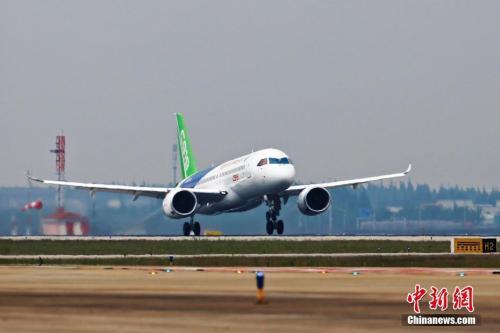 C919首飞之后又有新动作!中国商飞考虑投资加拿大同行