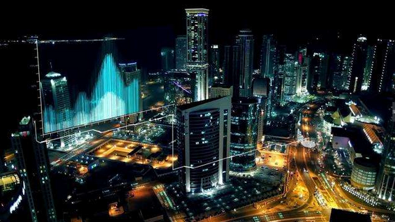 智能时代越逼越紧,智慧城市的打造已初具模型