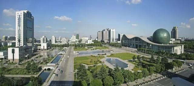 14个经济开发区_南通经济技术开发区-一个版块改写了两千年南通历史