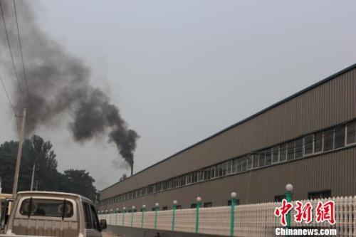 环保部督查京津冀及周边339家企业 74.3%存在问题