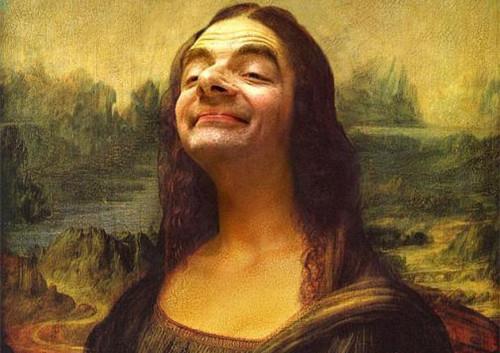 蒙娜丽莎 这是一个永远探讨不完的问题 达芬奇创造了蒙娜丽莎的微笑图片