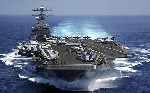 """夏钧姗:520美国航母包围朝鲜?下周白银又要涨?"""""""
