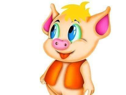 生肖猪的人崇高义理,人情,纯情,律己甚严缺乏应变能力,经济观念发达图片