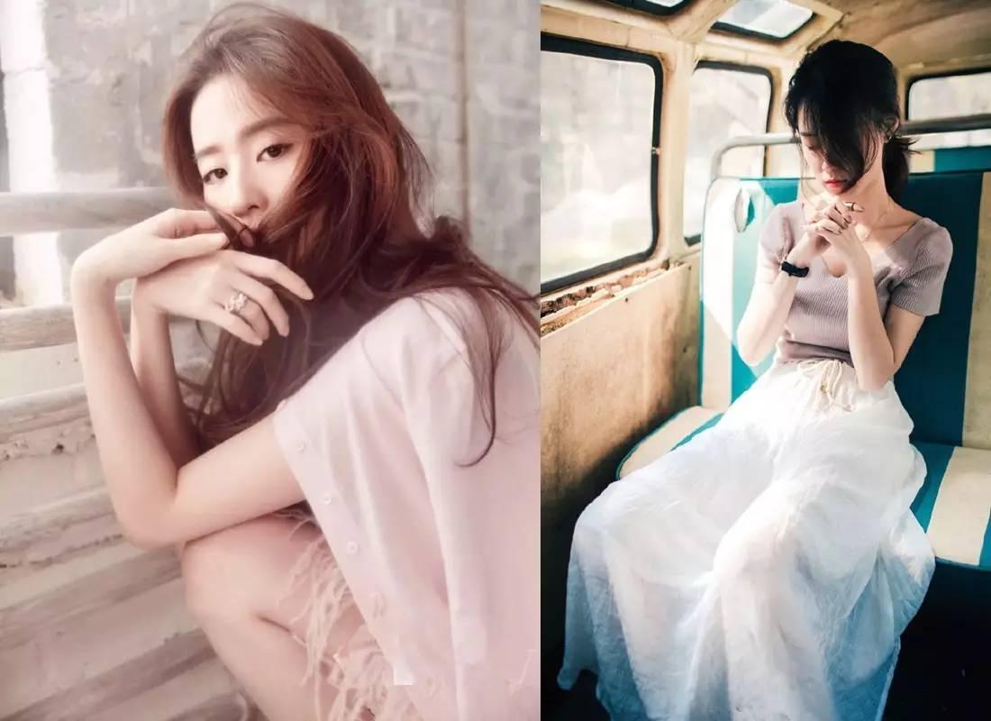 《她为男友狂瘦40斤美成刘亦菲,他为女友苦练摄影帅成胡歌,只因为图片