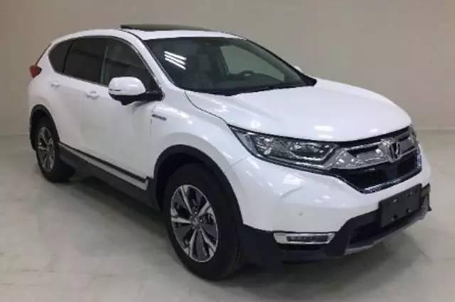 7月上市 本田CR V锐 混动车型油耗仅4.8L
