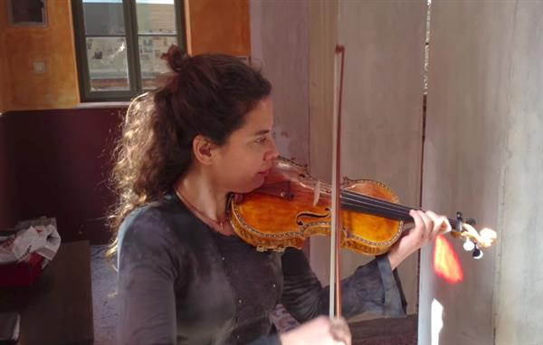 """一起聆听用3D打印的数字化小提琴"""""""