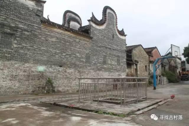 凭一本古书打造成的百年古村 广东云浮 水东村