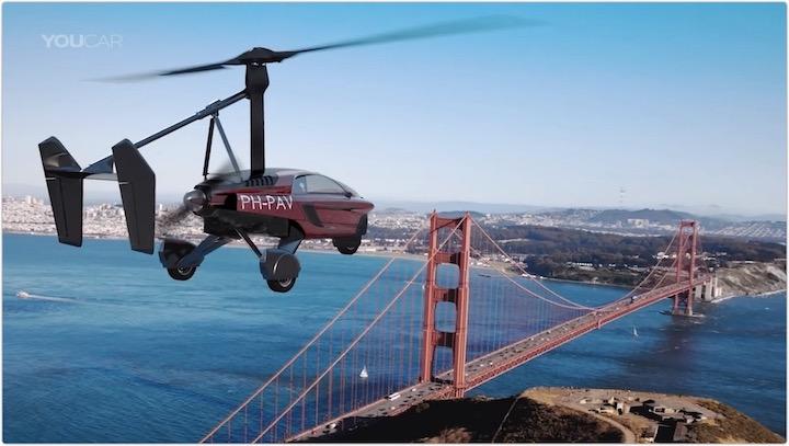 人工智能、飞行汽车和各种匿名事件,这就是未来吗?