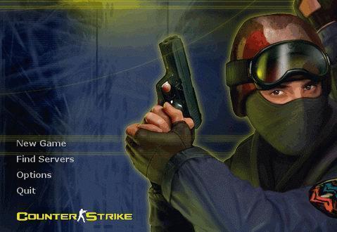 游戏 正文  我想,这应该就是《反恐精英》最原始的雏形了,现代计算机图片