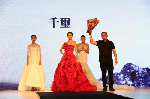 青岛原创设计力量,惊艳OMC时尚发布日