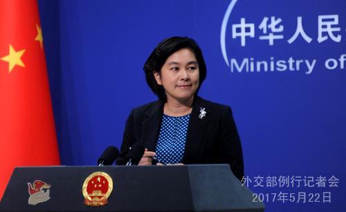 中方表示菲律宾在南海采石油将引发冲突?外交部发话了