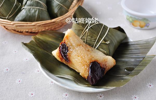 【红枣葡萄干粽子】:吃了不硌牙,老人孩子的最爱