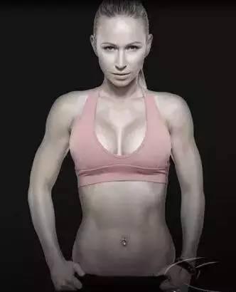 曾经活在你硬盘里的健身女神,教你5分钟瘦腰瘦肚子瘦大腿!