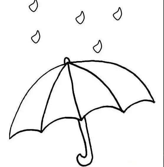 儿童简笔画:简单画日常用品,让孩子学会观察生活
