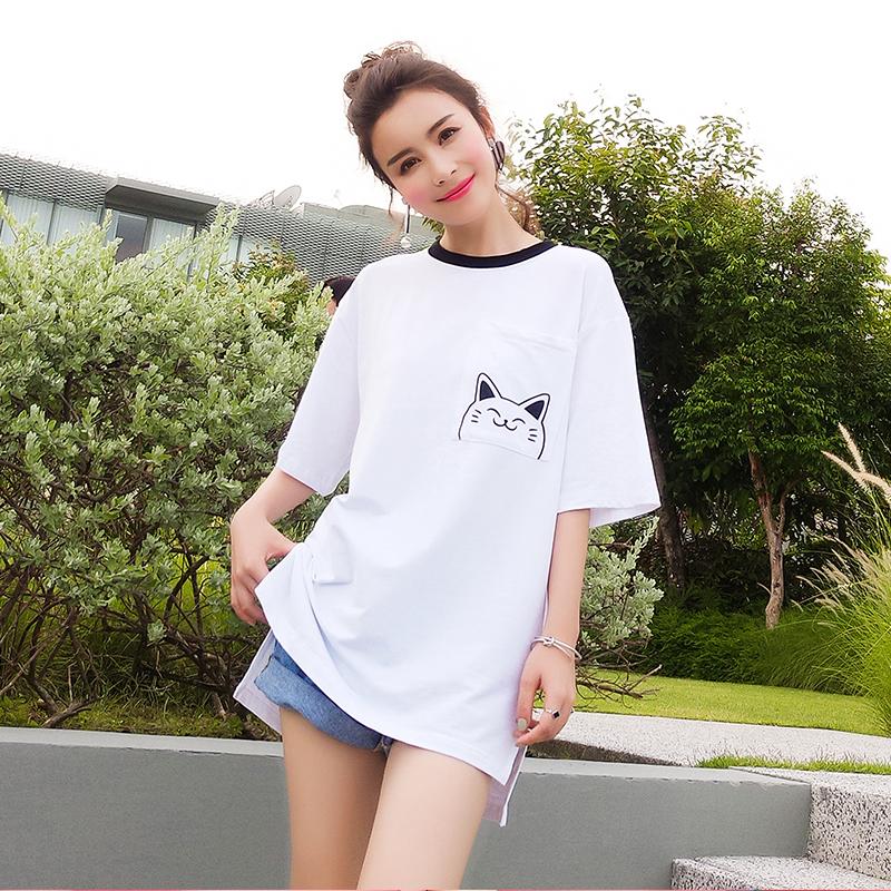 时尚百搭的夏款T恤衫,满足你各种造型需要!