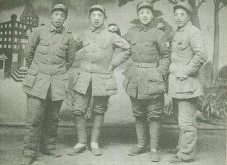 屡建奇功的解放军草根将领:王新亭