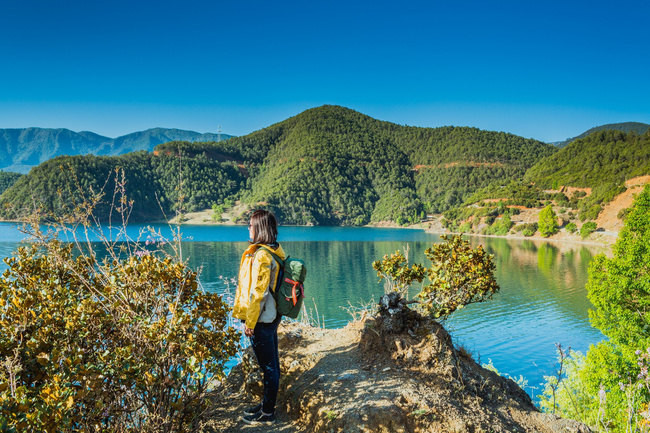 丽江就似一场繁华初梦,而旅行是寻找最好的平衡点