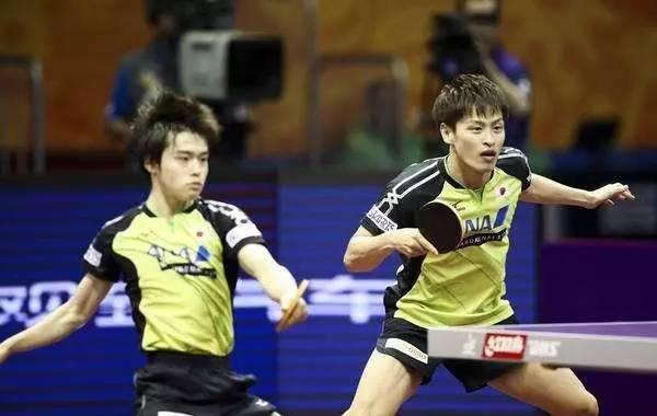 最有希望夺金牌的日本选手是他!【2017世乒赛】
