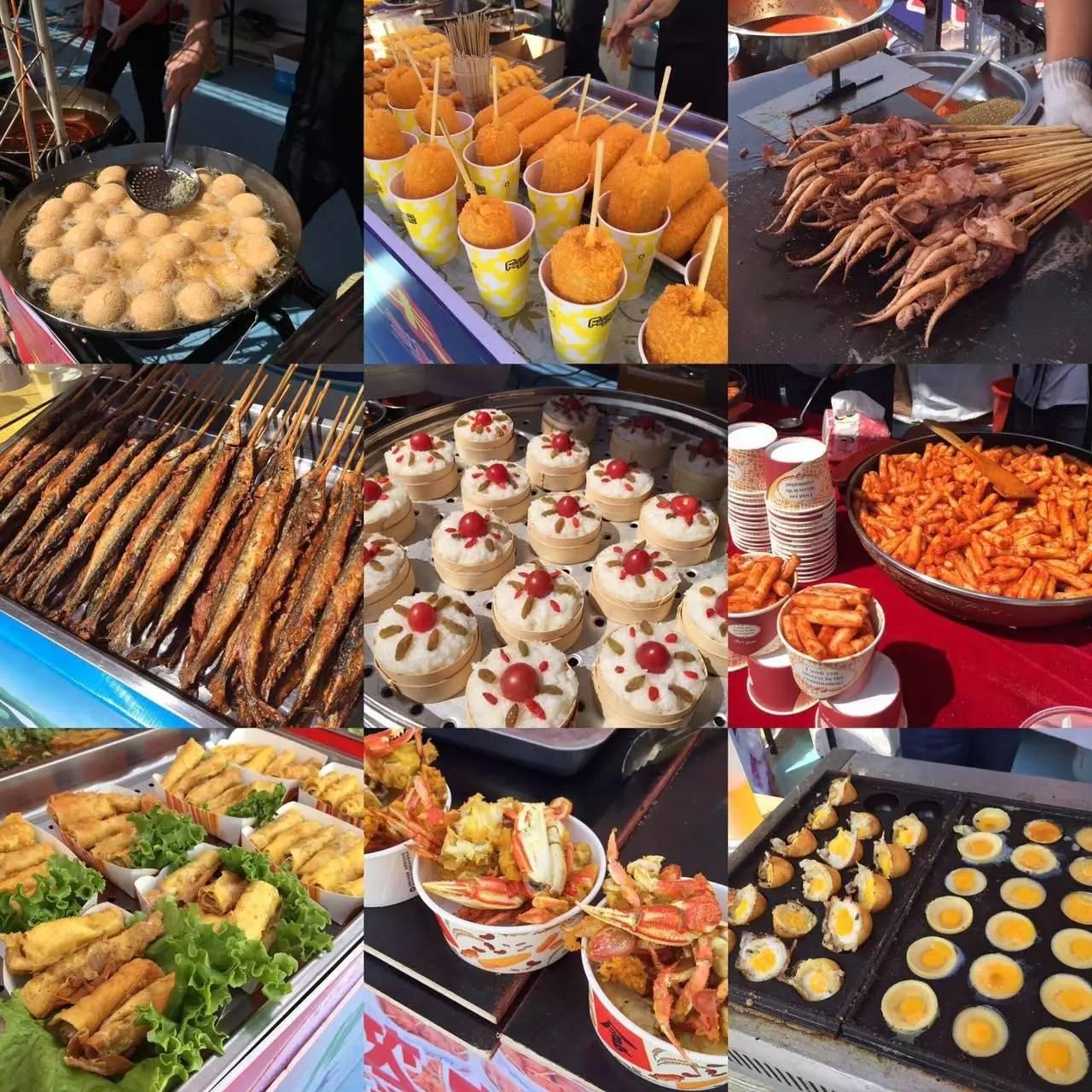 乌鲁木齐美食节精彩回顾,不一样的O2O跨境体验