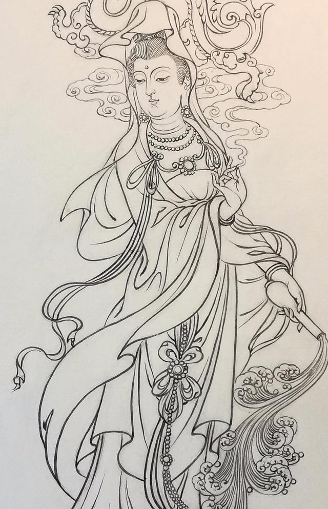 玉观音——佛性禅心