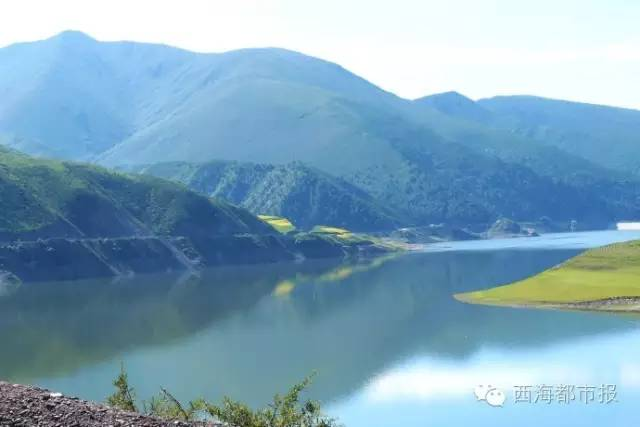 青海这些高颜值水库 看看你去过几个图片