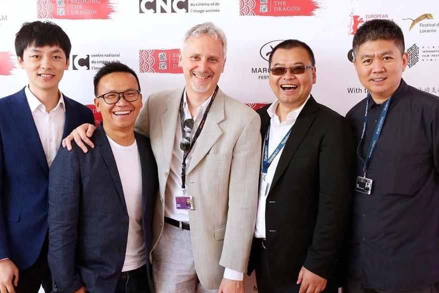 中欧电影人戛纳畅谈中国艺术院线新发展及合作机会