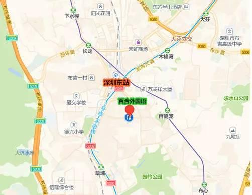 深圳最牛的民办学校,龙岗区百合外国语学校