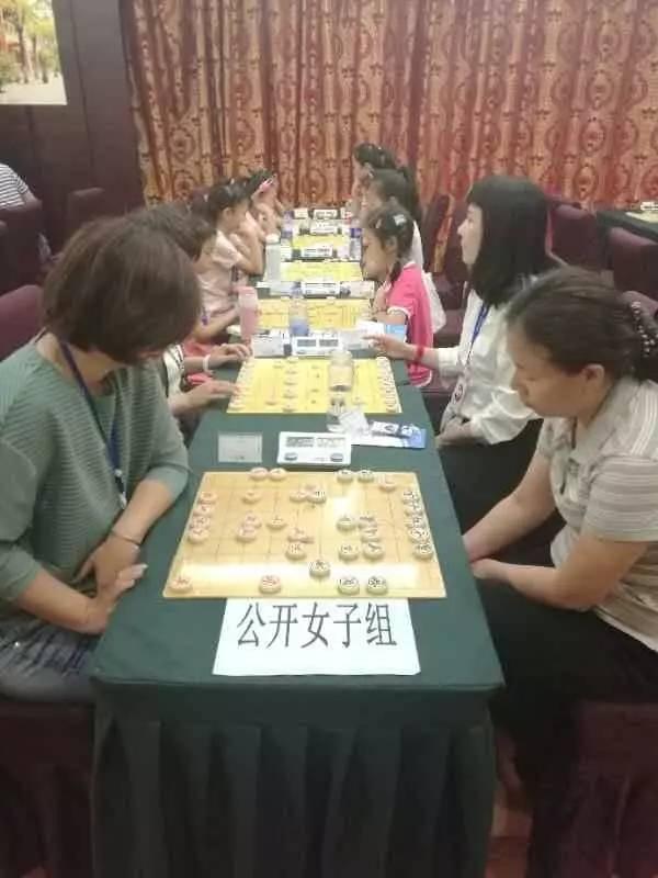 【全运赛事】#我们在全运会等你!#第十三届全运会象棋选拔赛天津赛区选拔赛落下帷幕