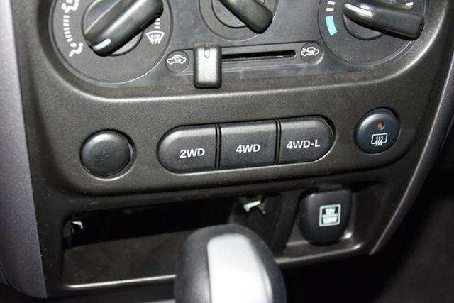 老司机带你了解SUV两驱和四驱的区别
