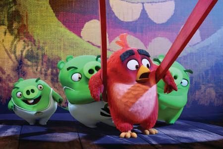 《愤怒的小鸟2》定档2019年 猪鸟大战进一步升级