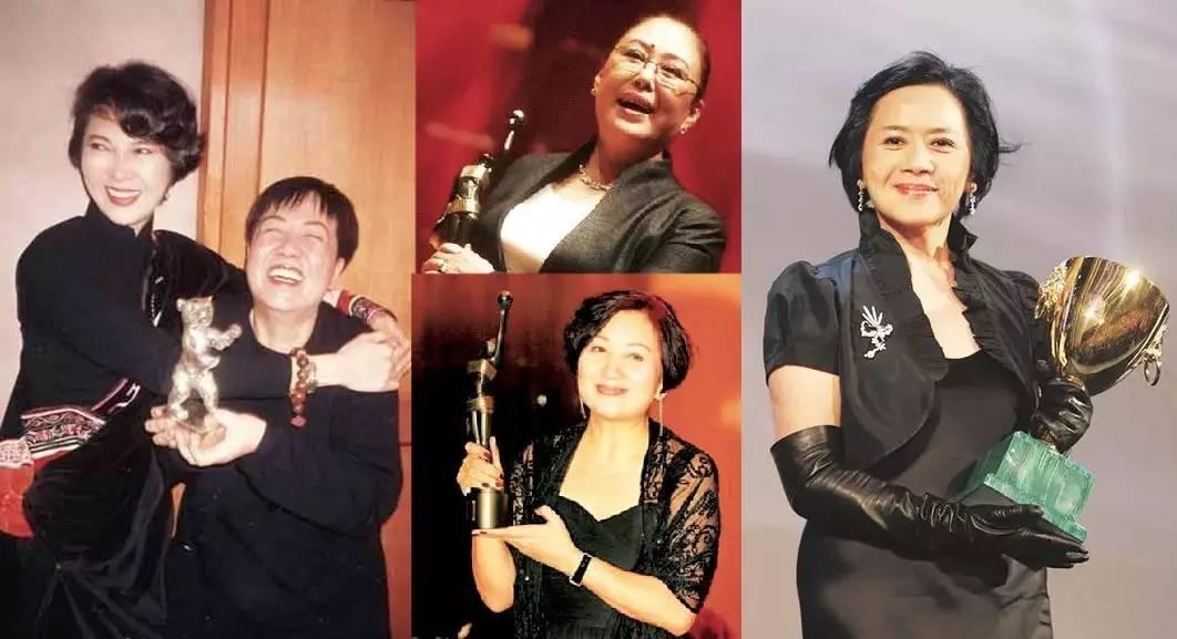 2006年《影后的后现代v影后》斯琴高娃夺得香港姨妈金像奖电影.古装剧大尺度图片