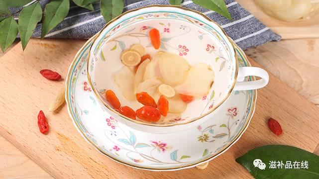 西洋参枸杞茶