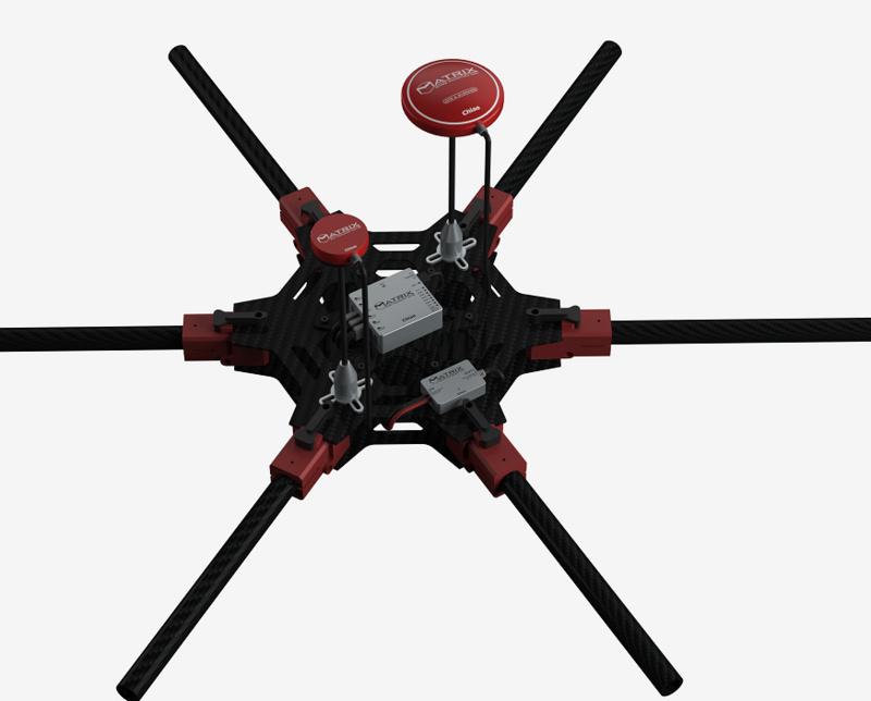 无人机集成商提供核心飞控模块,半年售出2700套